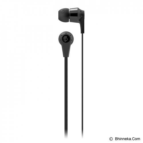 SKULLCANDY Ink'D 2.0 In-Ear [S2IKDZ-003] - Black/Black - Earphone Ear Bud